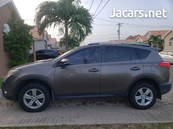 Toyota RAV4 2,5L 2014-2