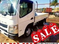 2014 Mitsubishi Canter truck