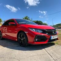 Honda Civic 1,0L 2018