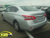 Nissan Sylphy 2015