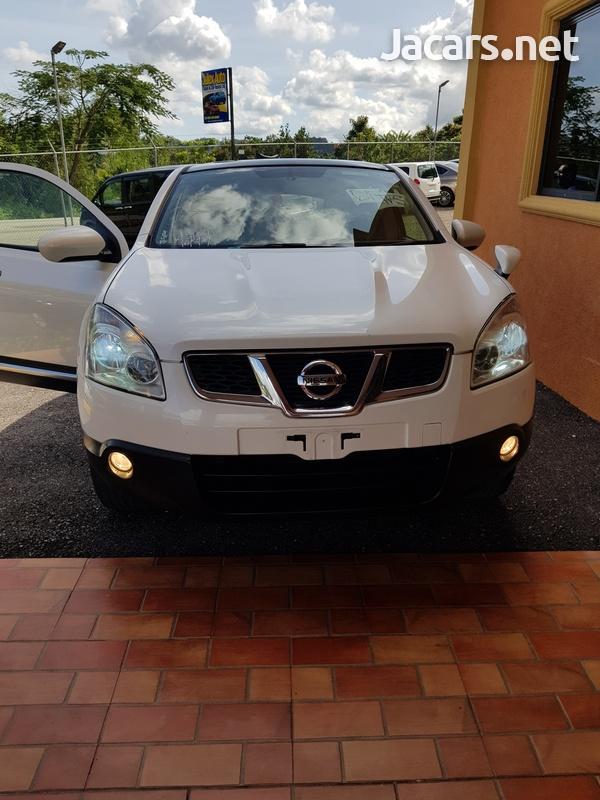 Nissan Dualis 2,0L 2013-6