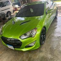 Hyundai Genesis 3,5L 2013
