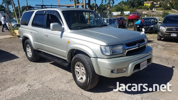 Toyota Hilux 3,0L 2001-2