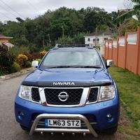 Nissan Navara 2,5L 2013