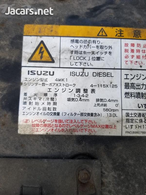 2008 Isuzu Forward Truck-5