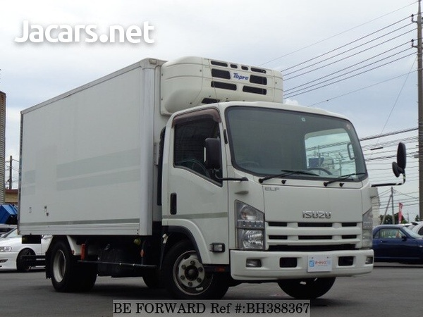2012 Isuzu Elf Freezer Truck-1