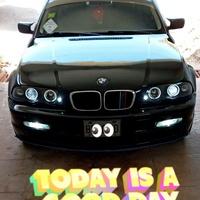 BMW 3-Series 2,5L 2001