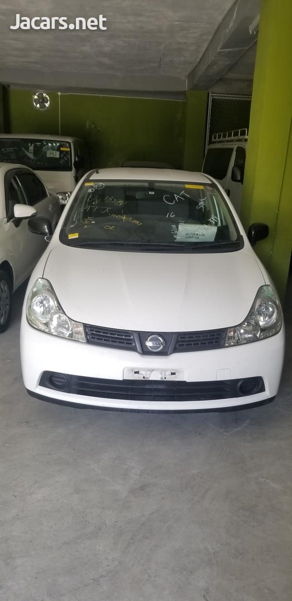 Nissan Wingroad 1,5L 2015-1
