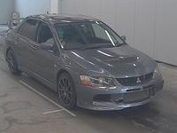 Mitsubishi Lancer Evolution 2,0L 2006