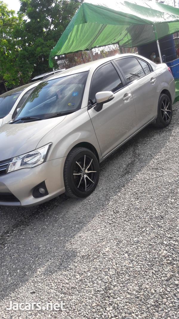 Toyota Axio 1,5L 2014-11