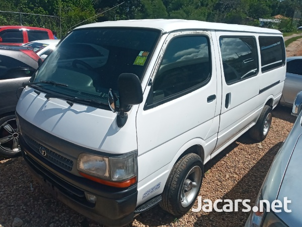 Toyota Hiace 2,5L 2000-2