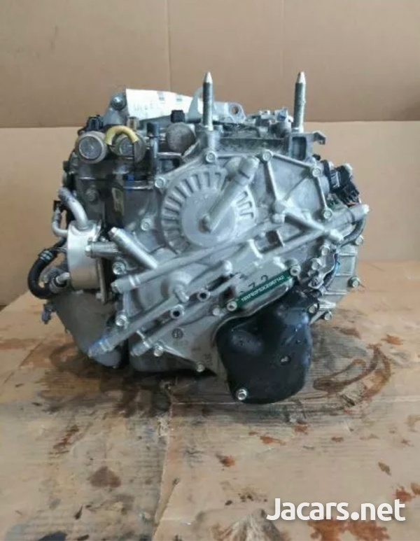 2014Honda Civic transmission automatic-6
