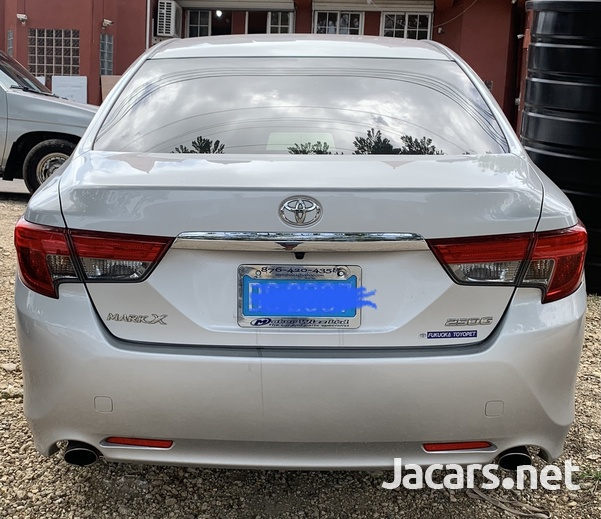 Toyota Mark X 2,5L 2016-2
