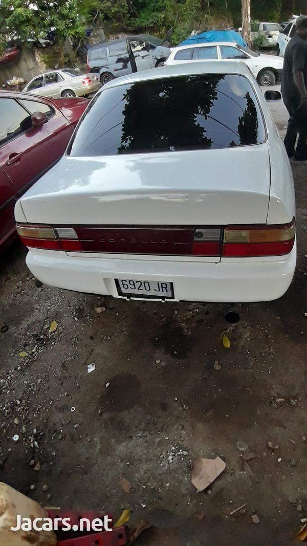 Toyota Corolla 1,5L 1992-4