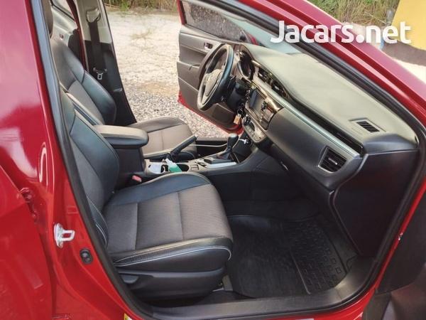 Toyota Corolla 1,8L 2014-6