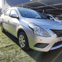 Nissan Latio 1,5L 2015