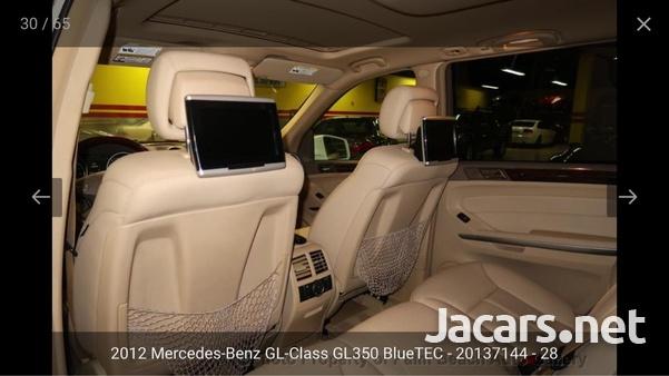 Mercedes-Benz GL-Class 3,0L 2012-5