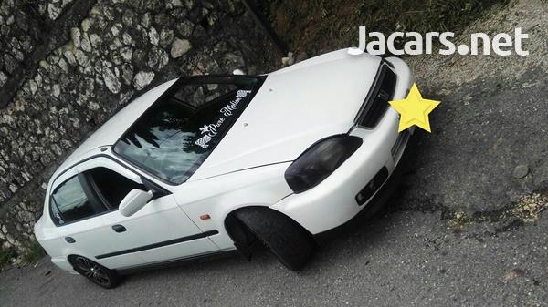 Honda Civic 1,6L 1999-3