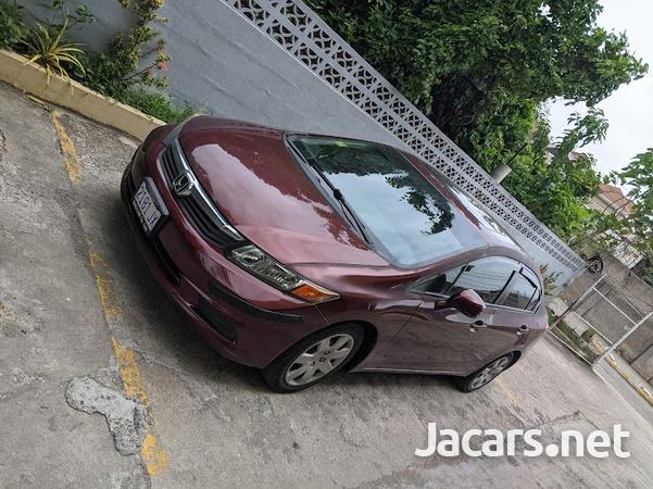 Honda Civic 1,8L 2012-1