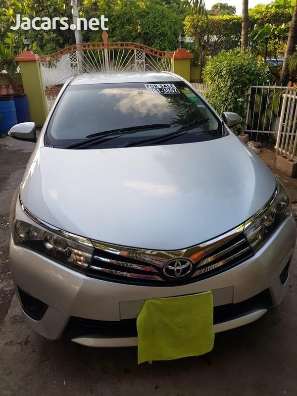 Toyota Corolla 1,6L 2017-1