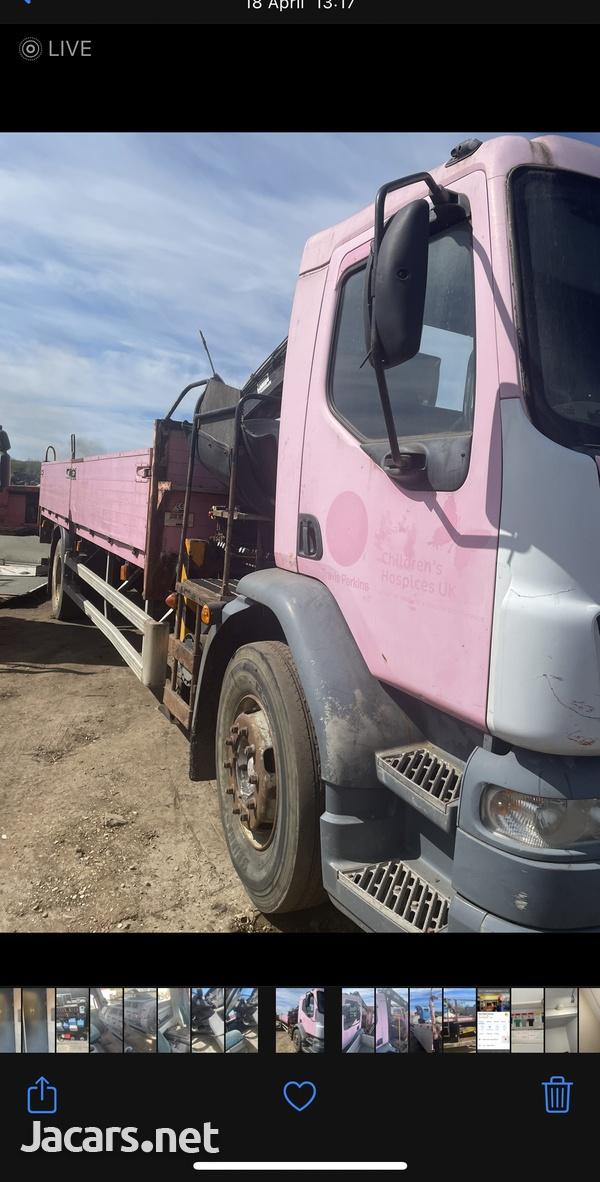 DAF 55 Crane Truck-2
