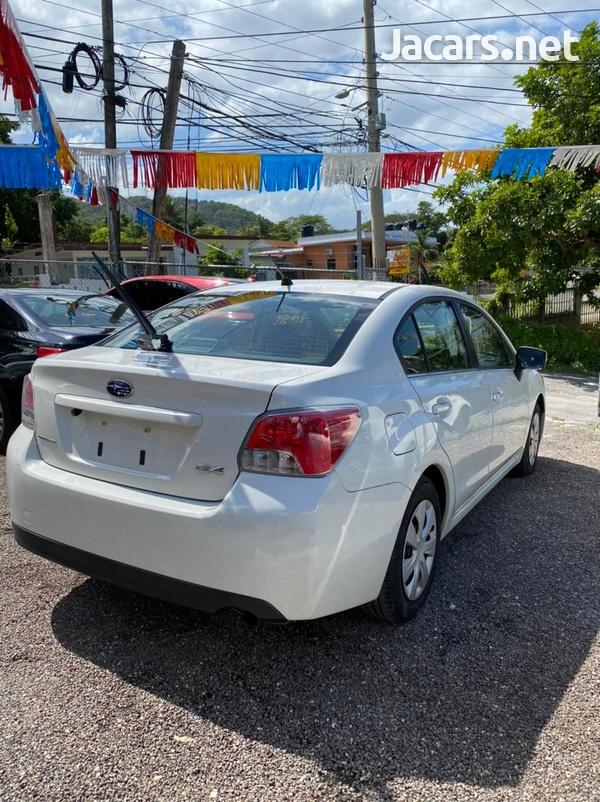 Subaru G4 2,0L 2016-7