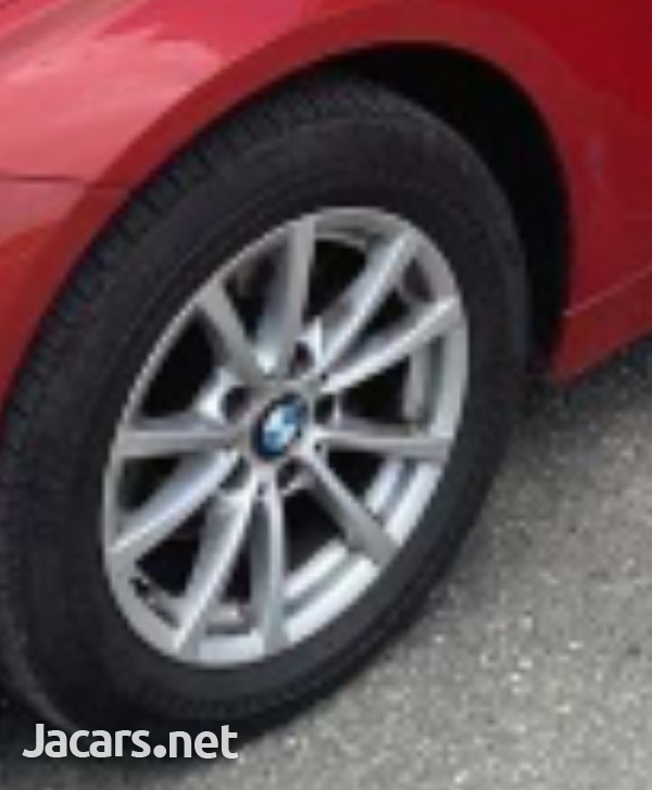 16 inch Factory BMW rims and tyres-2