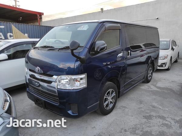 Toyota RegiusAce GL 2,0L 2015-8