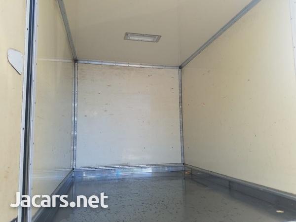 2007 Isuzu Box Body Refrigerated Truck-7