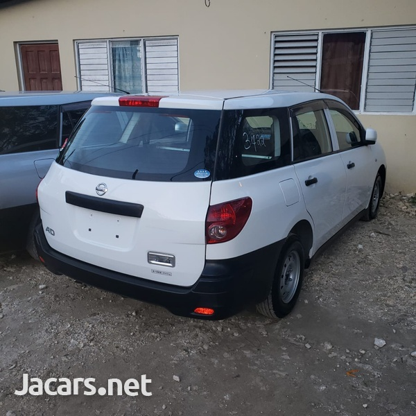 Nissan AD Wagon 1,5L 2014-5