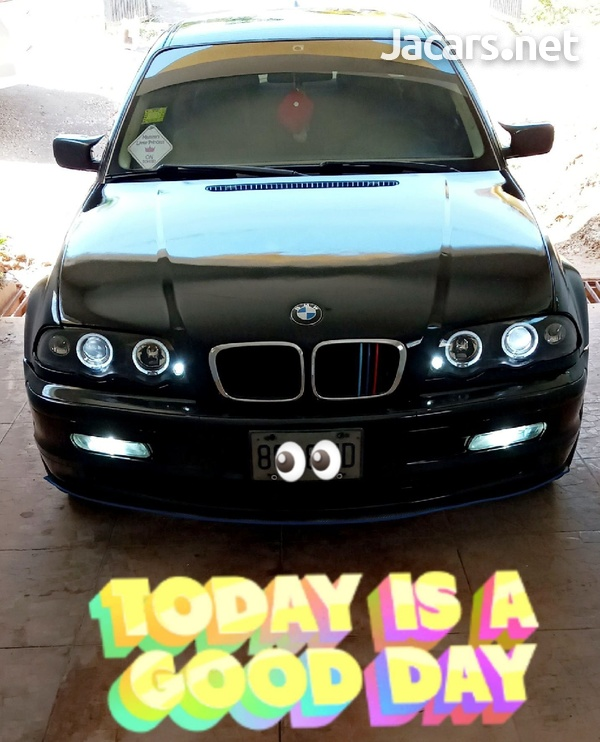 BMW 3-Series 2,5L 2001-1