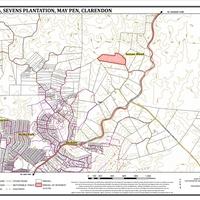 12 Acres of Land Lot 6a Seven Plantation Clarendon