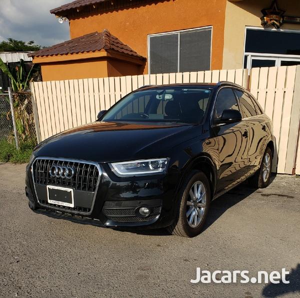 Audi Q3 2,0L 2013-2