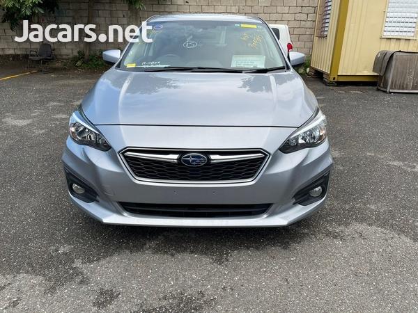 Subaru Impreza 1,6L 2018-1