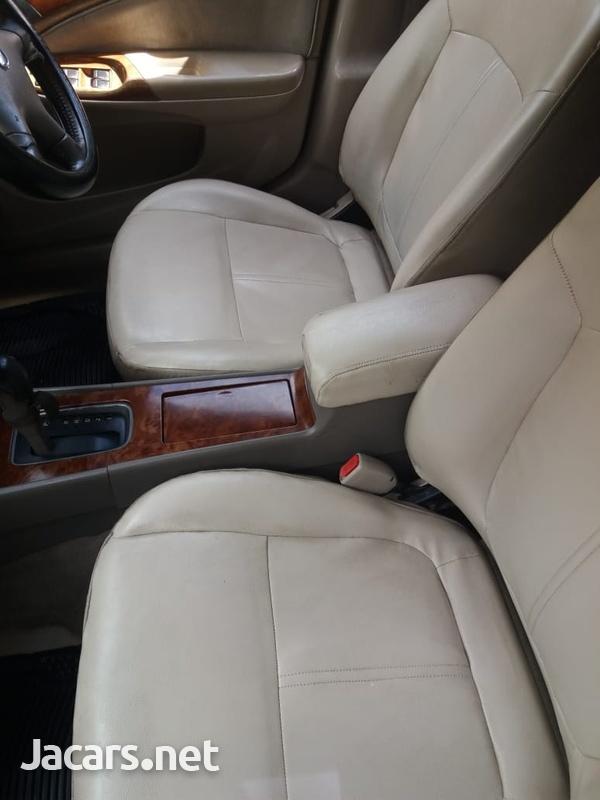 Nissan Sunny 1,6L 2004-2