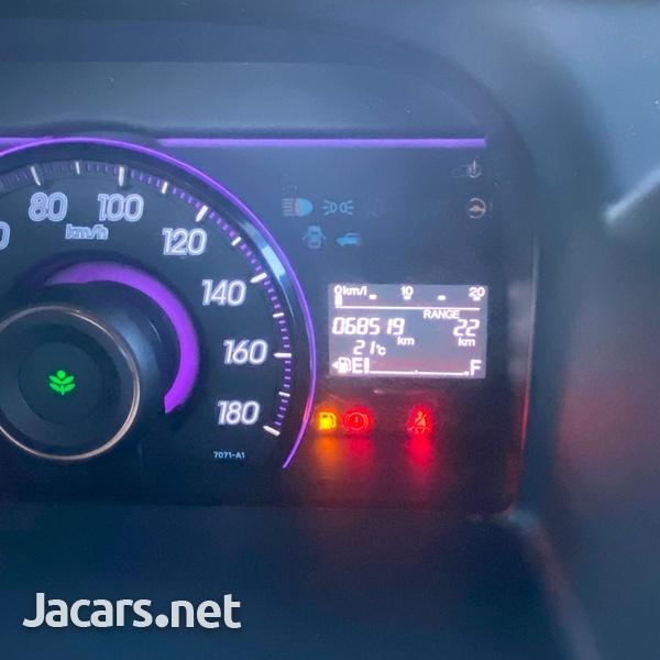 Honda Stepwgn Spada 2,0L 2010-11