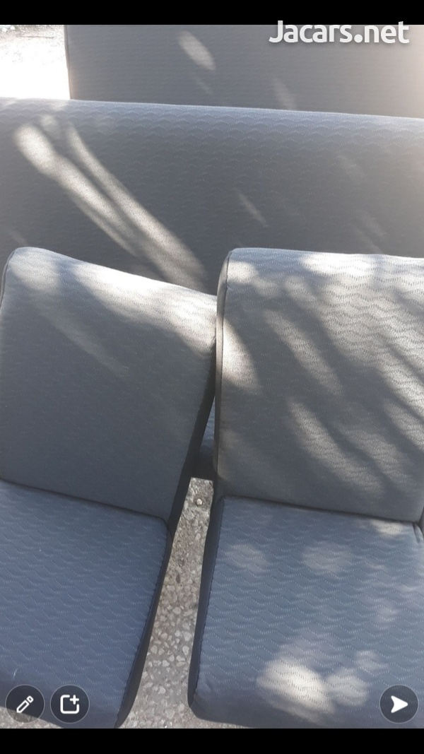 WE BUILD AND INSTALL BUS SEATS.CONTACT US AT 8762921460-12