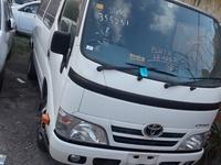 Toyota Van 3,0L 2015
