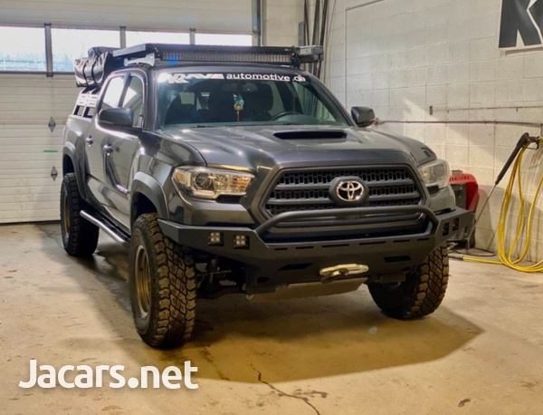 Toyota Tacoma High Clearance Front Metal Bumper Kit-3