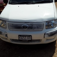 Toyota Succeed 2,5L 2011
