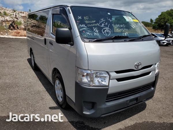 Toyota Hiace 2,0L 2016-2