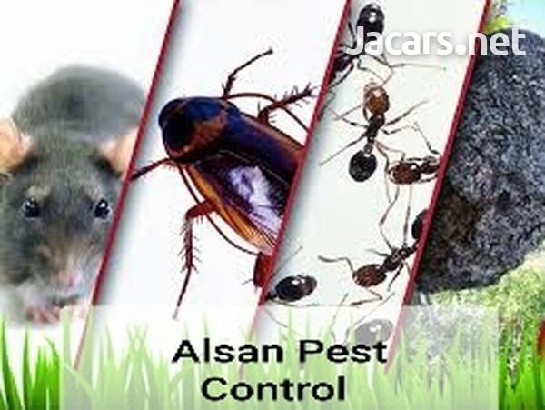 ALSAN Pest Management Professionals