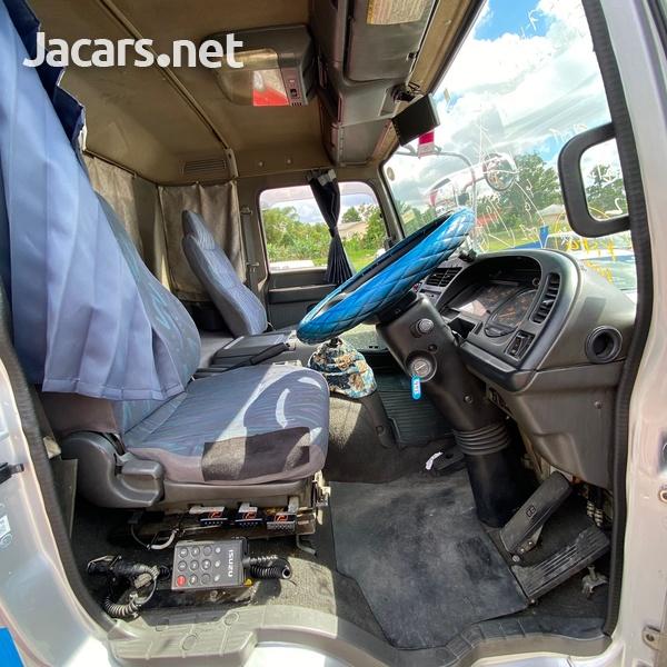 2005 Isuzu Forward Box Body Truck-4