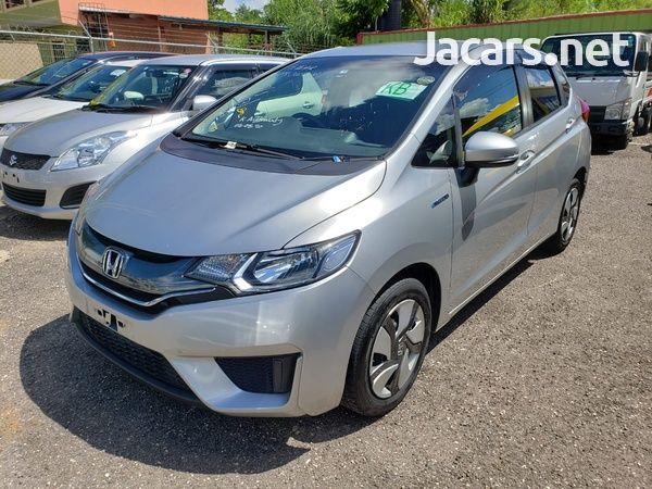 Honda Fit 1,5L 2014-7