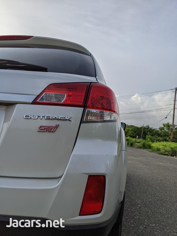 Subaru Outback 2,5L 2012-9