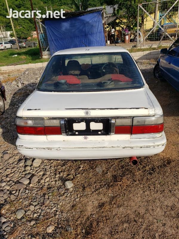 Toyota Corolla 1,6L 1991-7
