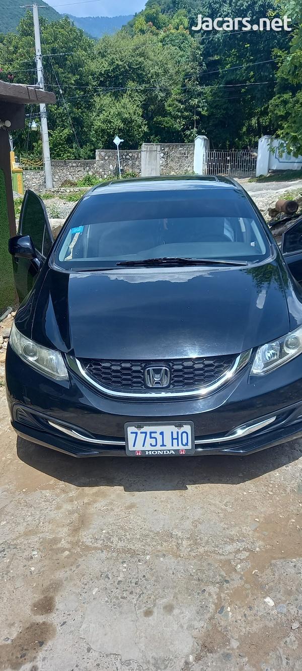 Honda Civic 1,8L 2013-9