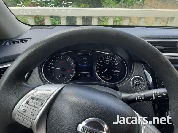 Nissan Rogue 2,5L 2014-4