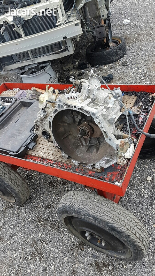 Toyota C150 and C50 Gearbox