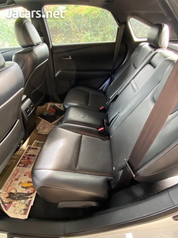 Lexus RX 3,5L 2014-5